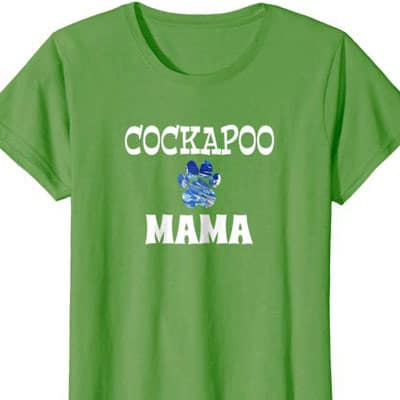 Cockapoo Mama Dog Mom shirt