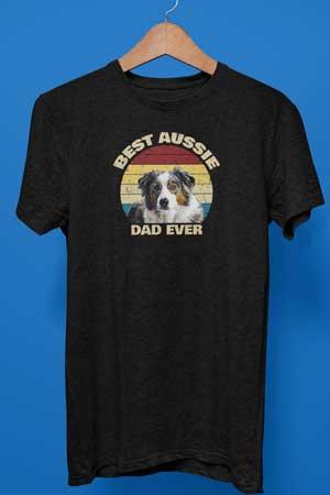 Best Aussie Dad Ever shirt