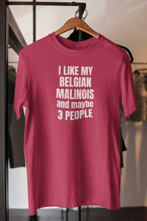 belgain malinois shirt