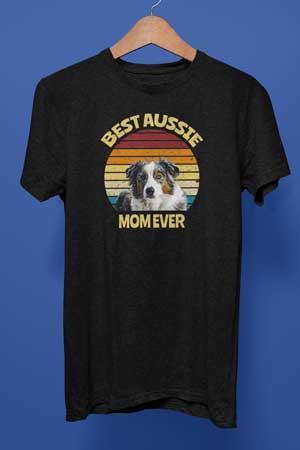 best aussie mom ever shirt