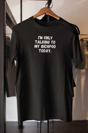 bichpoo shirt