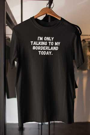 borderland shirt
