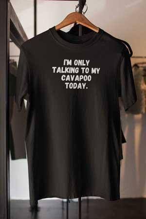 cavapoo shirt
