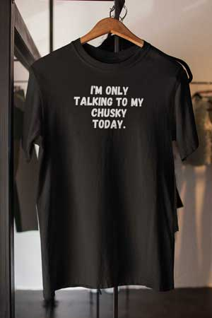 chusky shirt