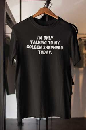 golden shepherd shirt